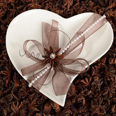 Bomboniere fatte a mano per matrimonio